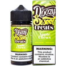 Жидкость Doozy Sweet Treats 100 мл Apple Chews 3 мг/мл