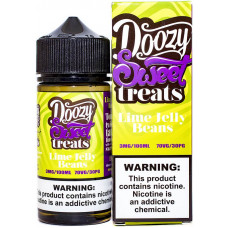 Жидкость Doozy Sweet Treats 100 мл Lime Jelly Beans 3 мг/мл