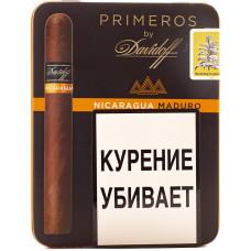 Сигара Davidoff Nicaragua Primeros Mad (Доминиканская республика) 1 шт