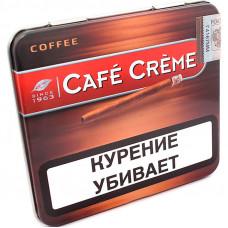 Сигариллы Cafe Creme  Coffee (без мундштука) 10*10*30