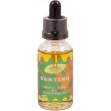 Жидкость Малайзия Santino 30 мл Pineapple Orange with the Hint of Bubblegum 3 мг/мл