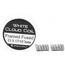 Спирали White Cloud Coil для Плат Framed Fused 0.17 Ом 2 шт