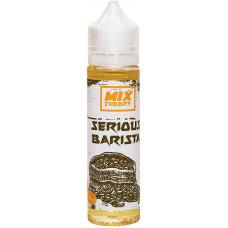 Жидкость Mix Theory 60 мл Serious Barista 1.5 мг/мл