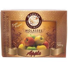 Смесь Saalaam Яблоко (Apple) (50 гр) (кальянная без табака)