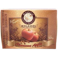 Смесь Saalaam Яблоко с корицей (Cinnamon Apple) (50 гр) (кальянная без табака)
