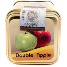 Табак Голден Лаялина 50 г Двойное яблоко жел.банка (Golden Layalina)