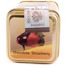 Табак Голден Лаялина 50 г Шоколад с клубникой жел.банка (Golden Layalina)