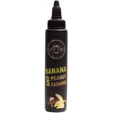 Жидкость Duty Free 70 мл Banana And Peanut Caramel 0 мг/мл