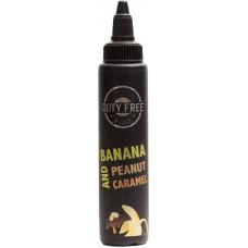 Жидкость Duty Free 70 мл Banana And Peanut Caramel 1.5 мг/мл