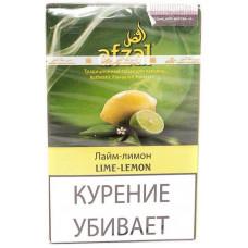 Табак Afzal 40 г Лайм Лимон (Афзал)