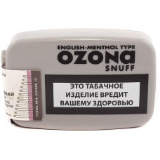 Табак SNUFF OZONA MENTHOL 7гр