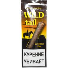 Сигариллы Wild Tail Caribbean Rum (Карибский Ром) пакет 1 шт