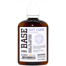 Основа ElMerck Soft Cloud 100 мл  VG/PG 80/20  1.5 мг/мл