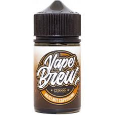 Жидкость Vape Brew 80 мл Hazelnut Cappuccino 0 мг/мл