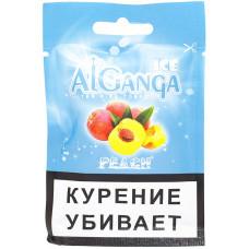 Табак Al Ganga15 г (Аль Ганжа Айс Персик)