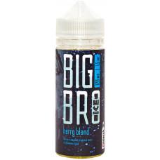 Жидкость Big Bro ICE 2 120 мл Berry Blend 1.5 мг/мл