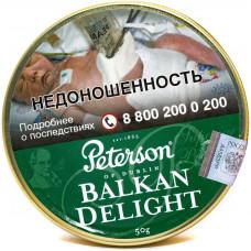 Табак трубочный PETERSON Balkan Delight 50 гр (банка)