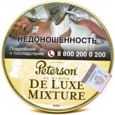 Табак трубочный PETERSON De Luxe Mixture 50 гр (банка)