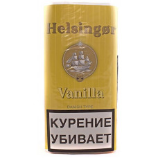 Табак трубочный HELSINGOR Vanilla 50 г (кисет)