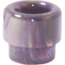 Дрип тип Дельярин Мрамор без уплотнителеля (drip tip 810)