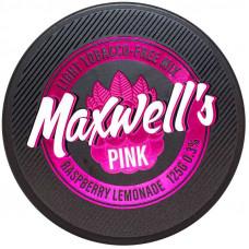 Кальянный Maxwells 125 гр Light Pink Малиновый лимонад 0,3%