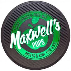 Кальянный Maxwells 125 гр Light Pops Яблоко и киви 0,3%