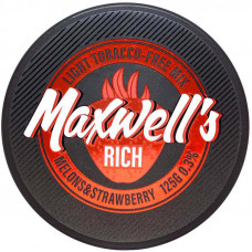 Кальянный Maxwells 125 гр Light Rich Дыня и клубника 0,3%