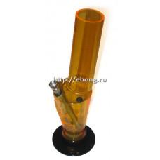 Бонг Акрил FA-03 Оранжевый
