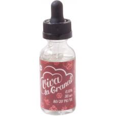 Жидкость Viva La 30 мл Granat 01.5 мг/мл VG/PG 80/20