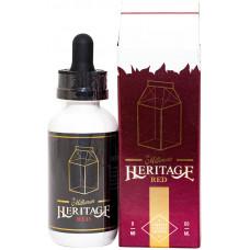 Жидкость The Milkman Heritage 60 мл Red 6 мг/мл