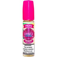 Жидкость Dinner Lady 60 мл Pink Wave 3 мг/мл