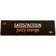 Кальянный Satisfaction 50 гр Juicy Orange 1% Сочный апельсин