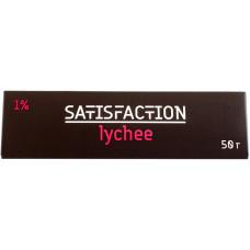 Кальянный Satisfaction 50 гр Lychee 1% Личи