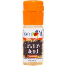 Ароматизатор FA 10 мл Cowboy Blend Сушеный Табак (FlavourArt)