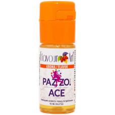 Ароматизатор FA 10 мл Pazzo Ace Тропический Микс (FlavourArt)