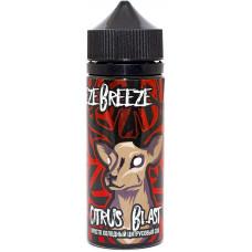 Жидкость Freeze Breeze 120 мл Citrus Blast 0 мг/мл