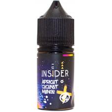 Жидкость Insider Hard Salt 30 мл Apricot Coconut Mango 20 мг/мл
