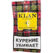 Табак KLAN сигаретный Zware (крепкий вкус) 40 г (кисет)