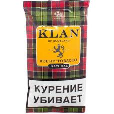Табак KLAN сигаретный Natural (натуральный вкус) 40 г (кисет)