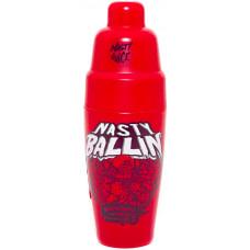 Жидкость Nasty Ballin 60 мл Bloody Berry 3 мг/мл