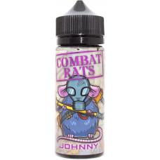 Жидкость Combat Rats 120 мл Johnny 0 мг/мл