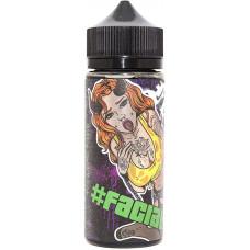 Жидкость Freaks 120 мл Facial 0 мг/мл (без коробки)