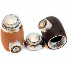 МехМод Pioneer Pipe Коричневый 18350 SmokTech