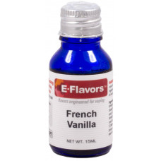 Ароматизатор E-Flavors Французский ванильный French Vanilla 15 мл NicVape