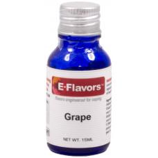 Ароматизатор E-Flavors Виноград Grape 15 мл NicVape