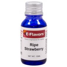 Ароматизатор E-Flavors Спелая клубника Ripe Strawberry 15 мл NicVape