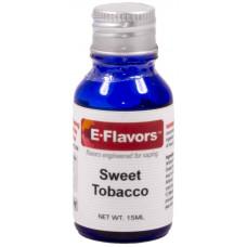 Ароматизатор E-Flavors Свит тобако Sweet Tobacco 15 мл NicVape