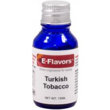 Ароматизатор E-Flavors Туркиш тобако Turkish Tobacco 15 мл NicVape