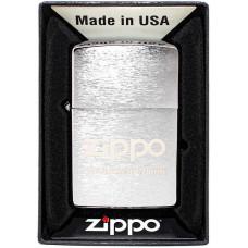 Зажигалка Zippo 200 Name in Flame Бензиновая