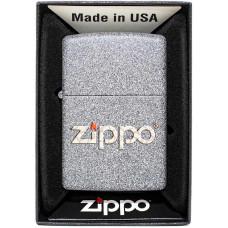 Зажигалка Zippo 211 Snakeskin Zippo Logo Бензиновая